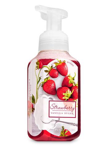Strawberry Vanilla Sugar Gentle Foaming Hand Soap - Bath And Body Works