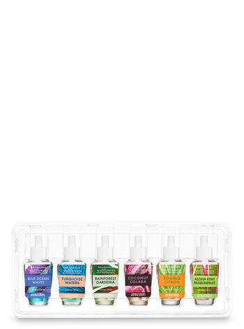 Tropical Harvest 6-Pack Wallflowers Sampler