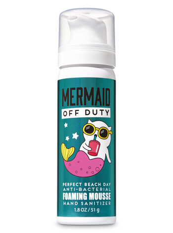 Perfect Beach Day Foaming Hand Sanitizer - Bath And Body Works