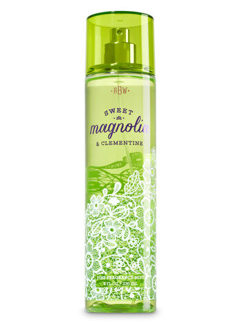Signature Collection Sweet Magnolia & Clementine Fine Fragrance Mist - Bath And Body Works