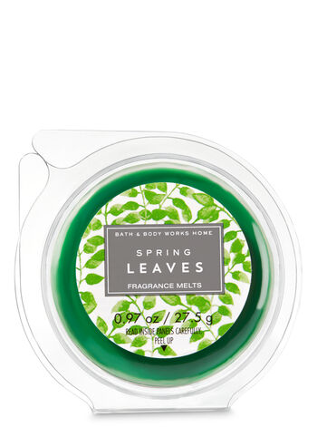 Spring Leaves Fragrance Melt - Bath And Body Works