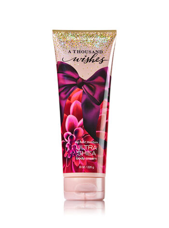 Signature Collection A Thousand Wishes Ultra Shea Body Cream - Bath And Body Works
