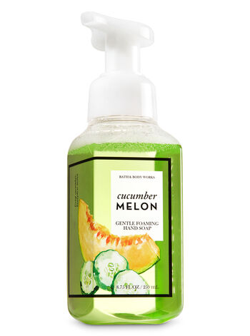 Cucumber Melon Gentle Foaming Hand Soap - Bath And Body Works