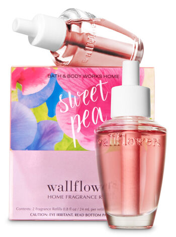 Sweet Pea Wallflowers 2-Pack Refills - Bath And Body Works