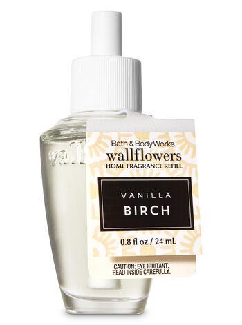 Vanilla Birch Wallflowers Fragrance Refill - Bath And Body Works