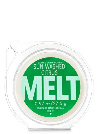 Sun-Washed Citrus Fragrance Melt - Bath And Body Works
