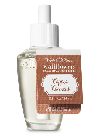 Copper Coconut Wallflowers Fragrance Refill - Bath And Body Works