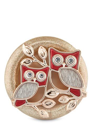 Shimmering Owls Scentportable Holder - Bath And Body Works