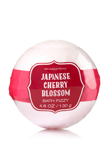 Signature Collection Japanese Cherry Blossom Bath Fizzy - Bath And Body Works