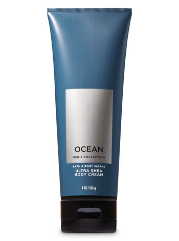 Signature Collection Ocean Ultra Shea Body Cream - Bath And Body Works