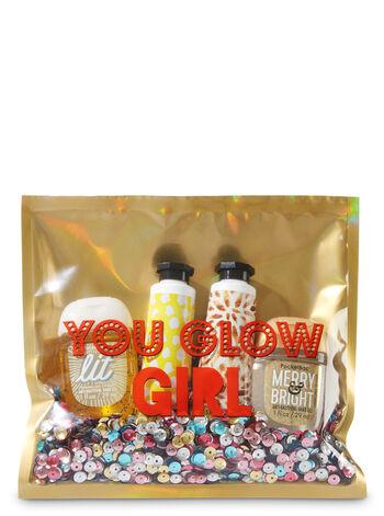 You Glow Girl Mini Gift Set - Bath And Body Works
