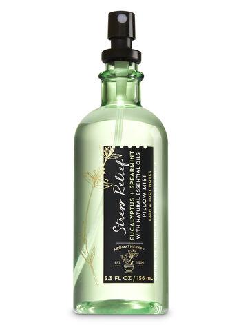 Aromatherapy Stress Relief - Eucalyptus & Spearmint Pillow Mist - Bath And Body Works