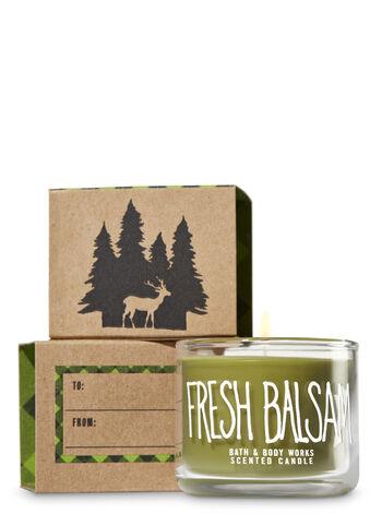 Fresh Balsam Mini Candle