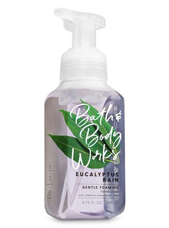 Eucalyptus Rain Gentle Foaming Hand Soap - Bath And Body Works