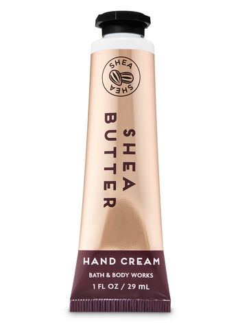 Signature Collection Shea Butter Hand Cream - Bath And Body Works