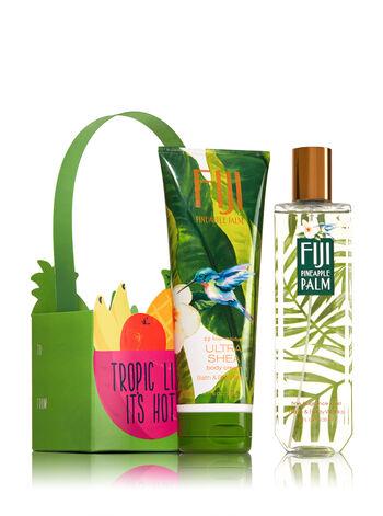Fiji Pineapple Palm Tropic Like It's Hot Gift Set