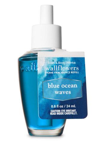 Blue Ocean Waves Wallflowers Fragrance Refill - Bath And Body Works