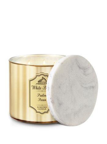 Praline Pecan 3-Wick Candle
