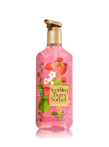 Sparkling Berry Sorbet Deep Cleansing Hand Soap - Bath And Body Works