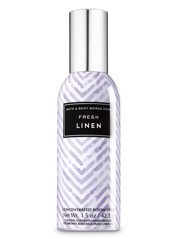 Fresh Linen Concentrated Room Spray - Bath And Body Works