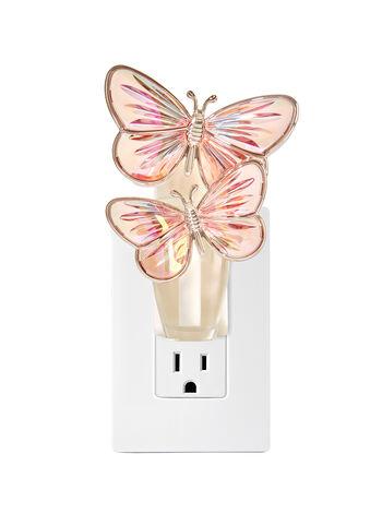 Pearl Butterflies Nightlight Wallflowers Fragrance Plug