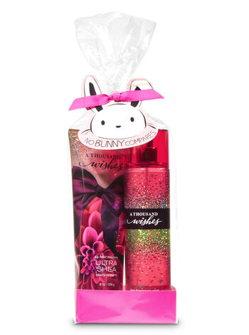 A Thousand Wishes No Bunny Compares Gift Set