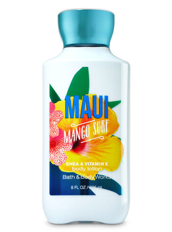 Signature Collection Maui Mango Surf Body Lotion - Bath And Body Works