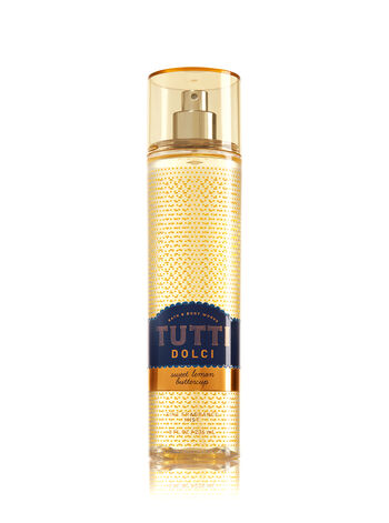 Signature Collection Sweet Lemon Buttercup Fine Fragrance Mist - Bath And Body Works