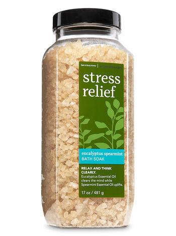 Aromatherapy Eucalyptus Spearmint Bath Soak - Bath And Body Works