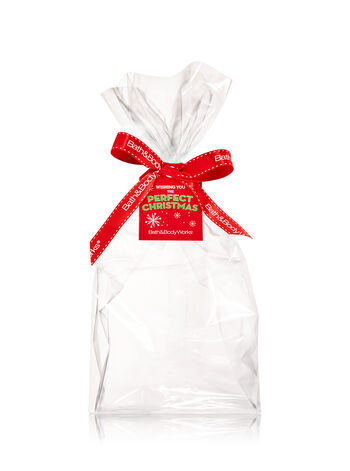 Red Ribbon Gift Wrap Kit - Bath And Body Works