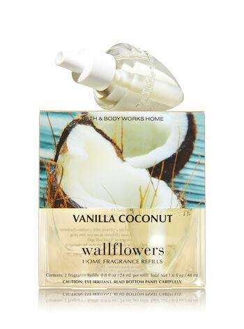 Vanilla Coconut Wallflowers 2-Pack Refills - Bath And Body Works