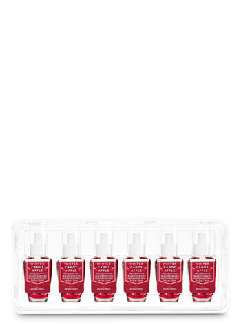 Winter Candy Apple Wallflowers Refills, 6-Pack