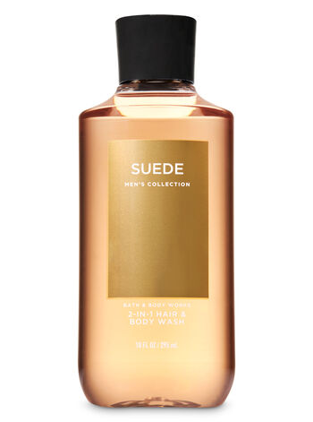 Signature Collection Suede 2-in-1 Hair + Body Wash - Bath And Body Works