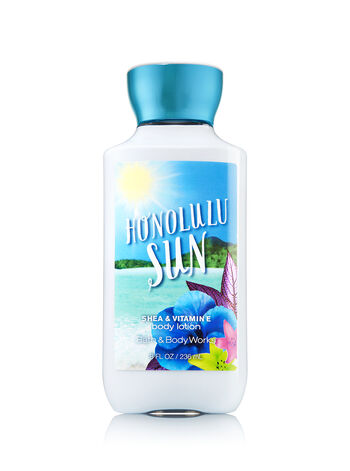 Signature Collection Honolulu Sun Body Lotion - Bath And Body Works