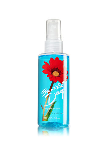 Signature Collection Beautiful Day Travel Size Fine Fragrance Mist - Bath And Body Works