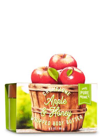 Champagne Apple & Honey Whipped Body Butter