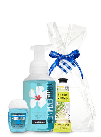 Catch Some Sunshine Beach Vibes Gift Set - Bath And Body Works