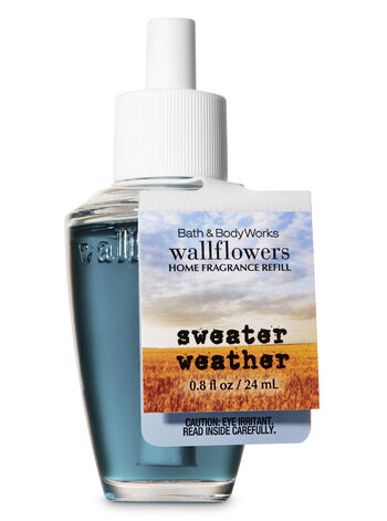 Sweater Weather Wallflowers Fragrance Refill - Bath And Body Works