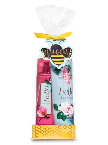 Hello Beautiful Queen Bee Gift Set