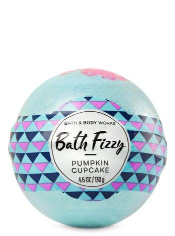 Pumpkin Cupcake Bath Fizzy