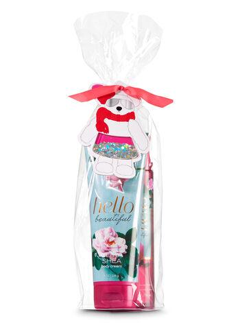 Hello Beautiful Mr. Sparkle Pants Gift Set