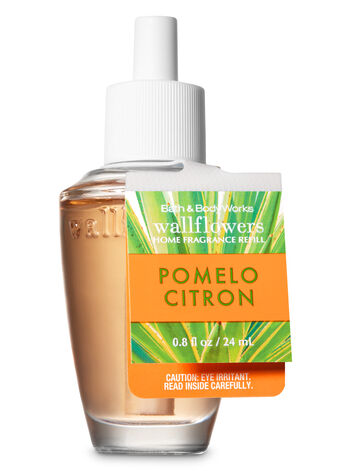Pomelo Citron Wallflowers Fragrance Refill - Bath And Body Works