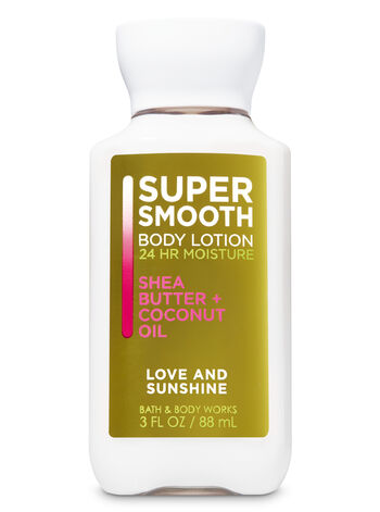 Love & Sunshine Travel Size Body Lotion - Bath And Body Works