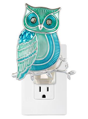 Blue Owl Nightlight Wallflowers Fragrance Plug