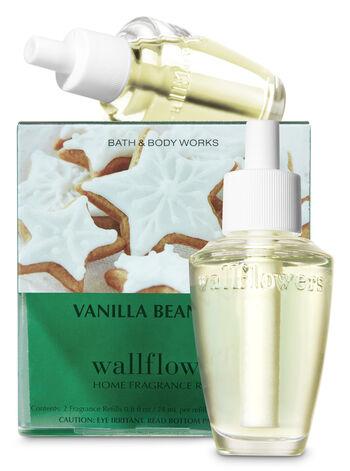 Vanilla Bean Noel Wallflowers Refills, 2-Pack - Bath And Body Works