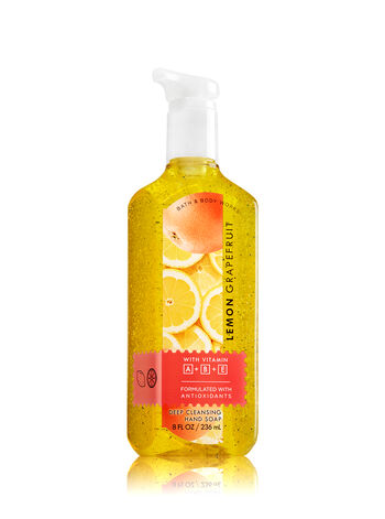 Lemon Grapefruit Deep Cleansing Hand Soap - Bath And Body Works