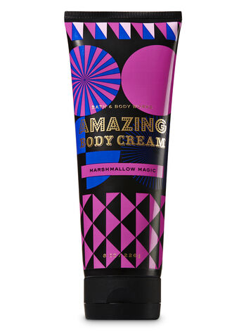 Signature Collection Marshmallow Magic Amazing Body Cream - Bath And Body Works