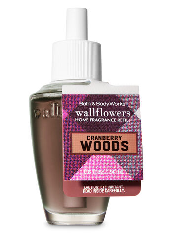 Cranberry Woods Wallflowers Fragrance Refill - Bath And Body Works