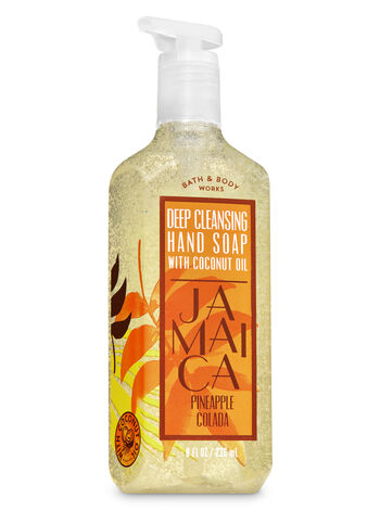 Pineapple Colada Deep Cleansing Hand Soap - Bath And Body Works