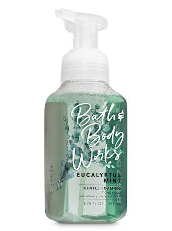 Eucalyptus Mint Gentle Foaming Hand Soap - Bath And Body Works